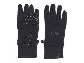 ICEBREAKER Adult Sierra Gloves, Black  103550