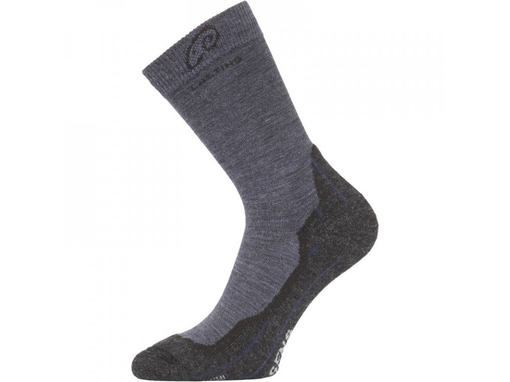 Lasting merino ponožky WHI modré
