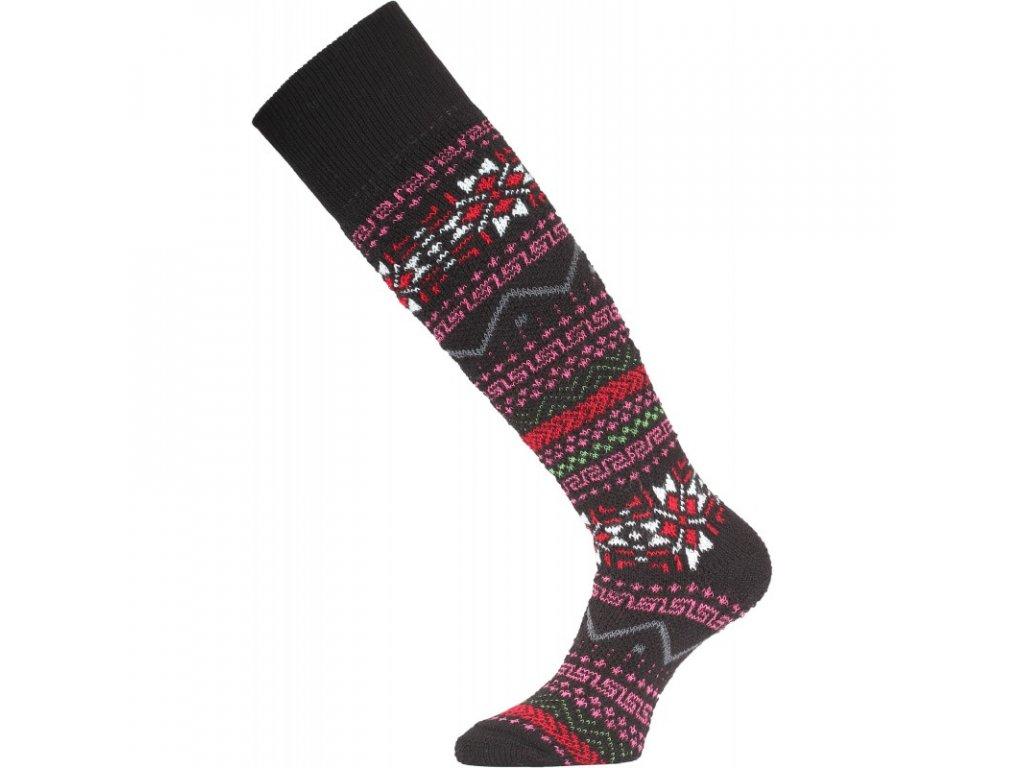 Lasting SKW Merino lyžařské ponožky