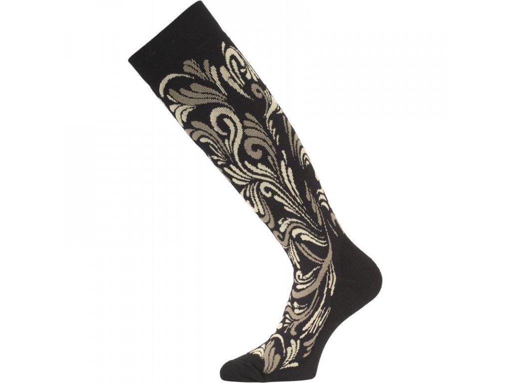 Lasting SWD Merino lyžařské ponožky