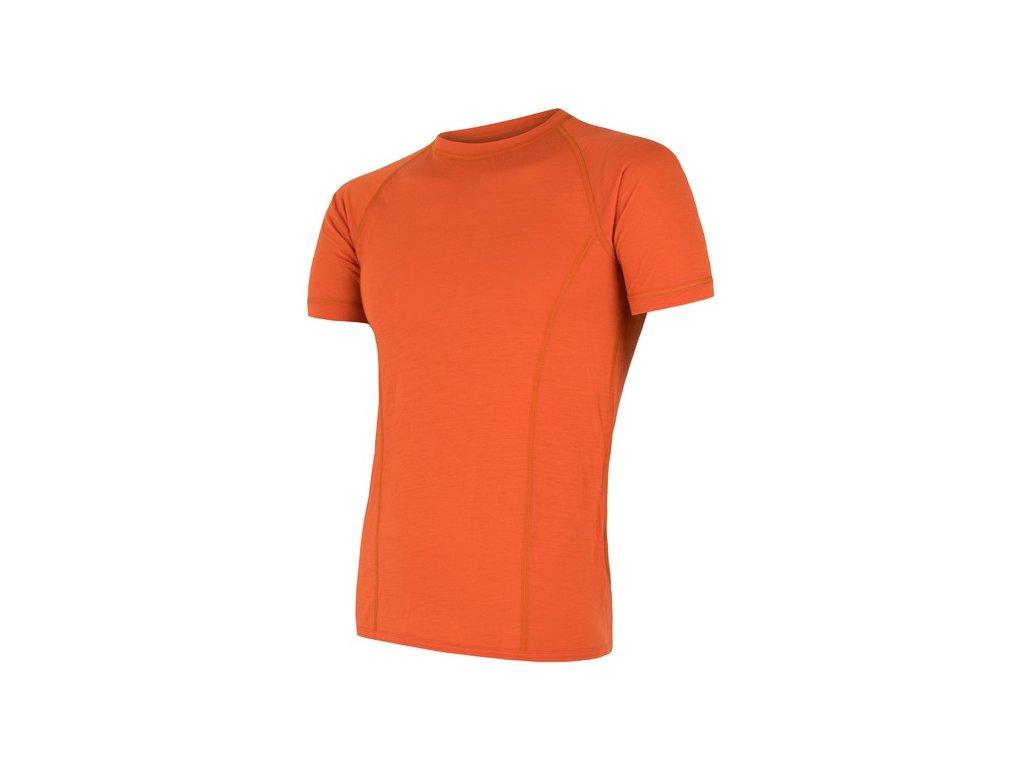 SENSOR MERINO AIR pánské tričko