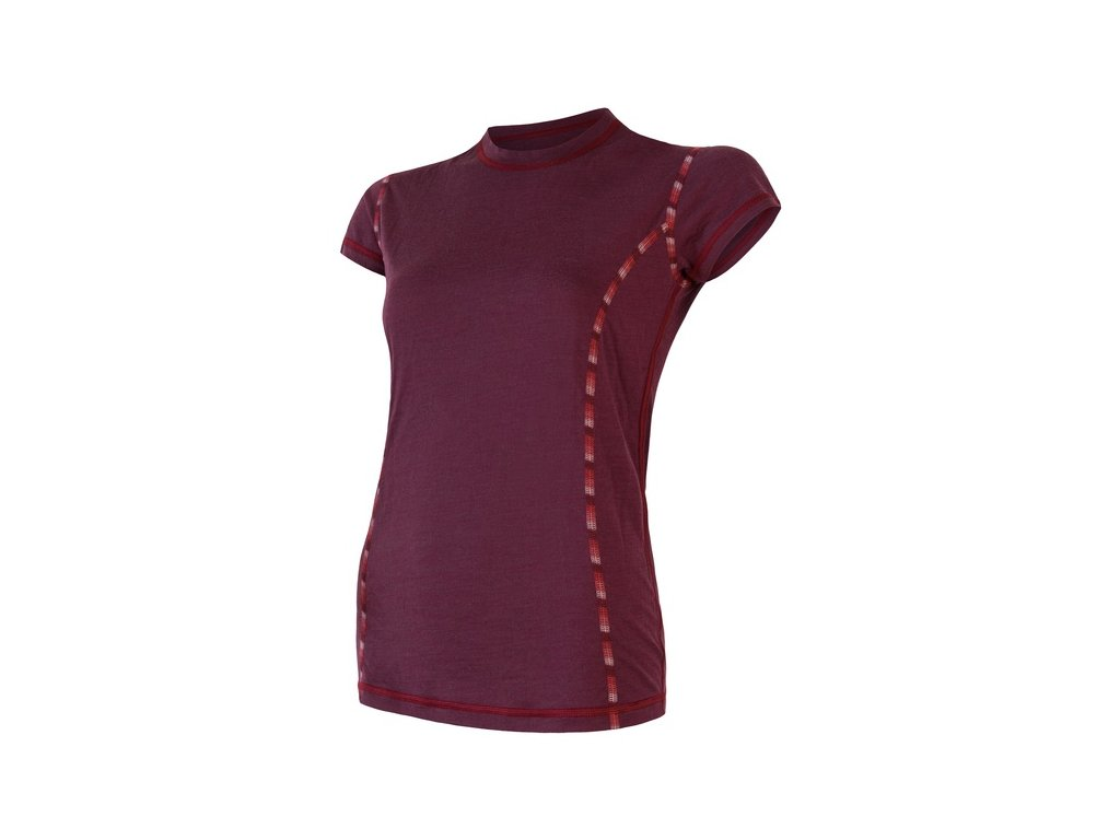 SENSOR MERINO AIR dámské tričko