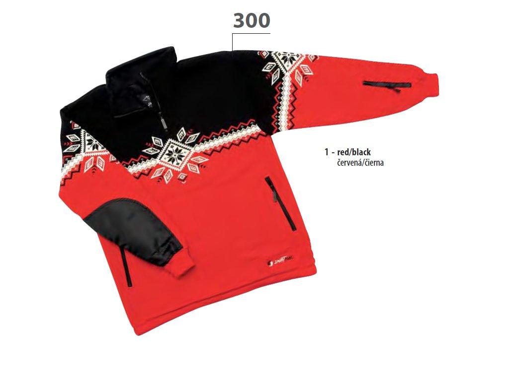 SportCool 300 Merino svetr s membránou
