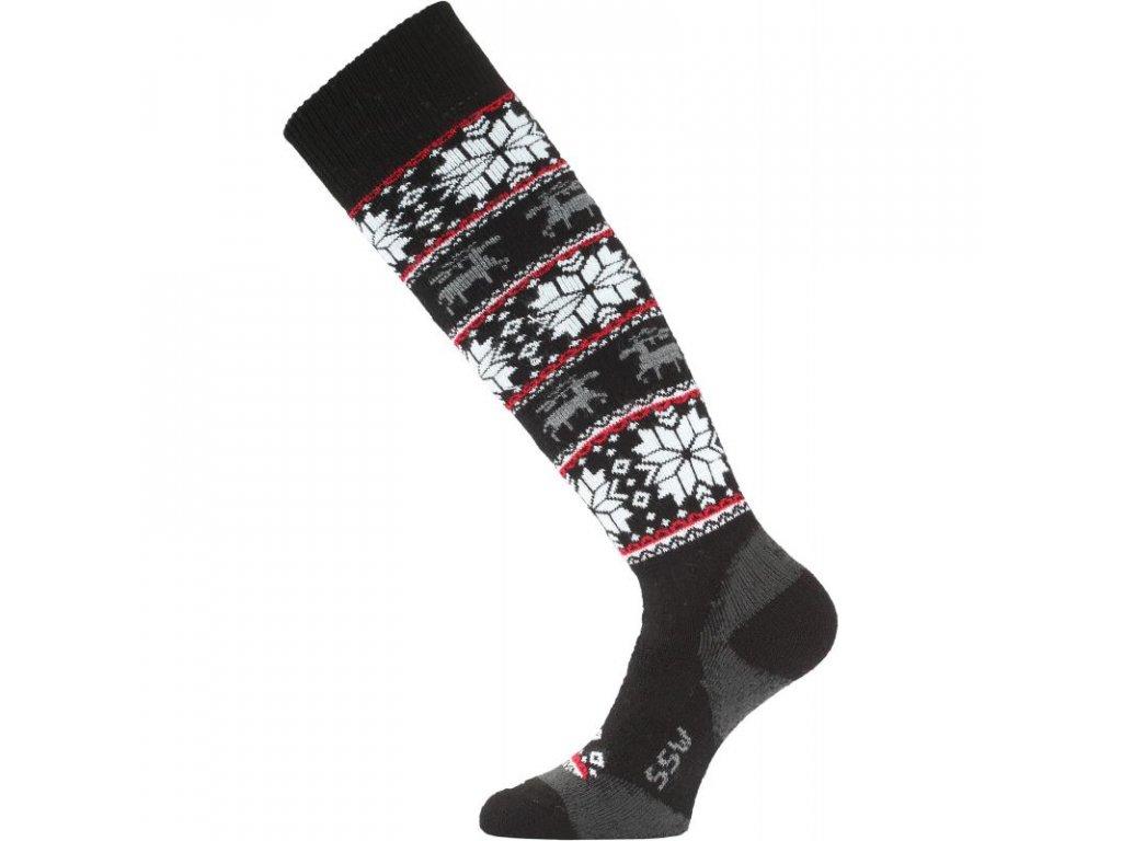 Lasting SSW Merino lyžařské ponožky