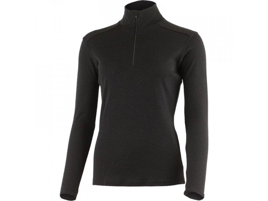 Lasting BRENDA Merino dámské triko zip