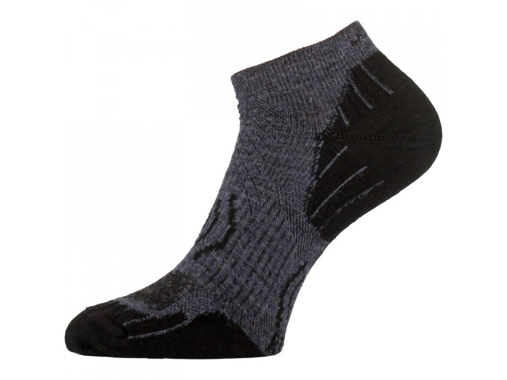 Lasting merino ponožky WTS modré
