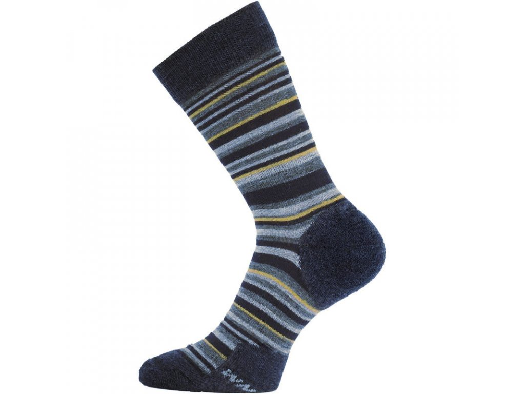 Lasting merino ponožky WPL modré