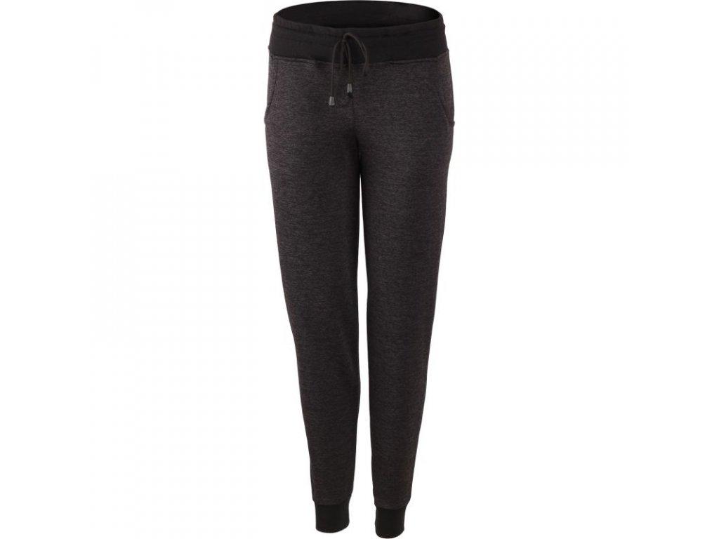 Lasting dámské merino sportovní kalhoty WALA šedá