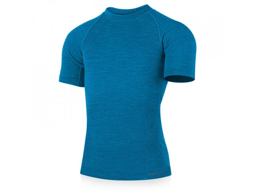 lasting panske merino triko mabel modre 5150