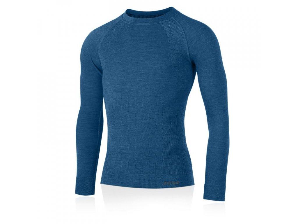 lasting panske merino triko mapol modre 5160