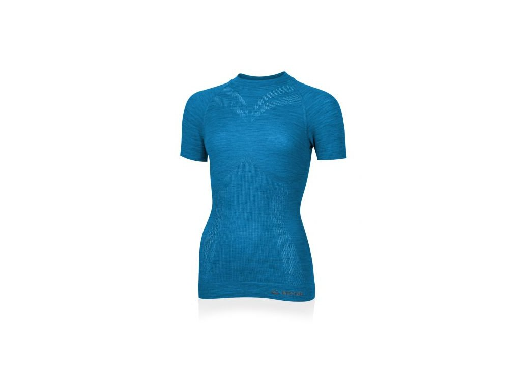 lasting damske merino triko malba modre 5150