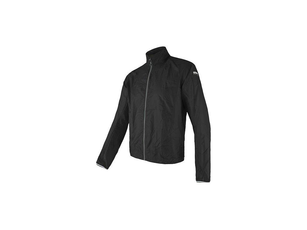 SENSOR PARACHUTE pánská bunda, extrémně lehká větrovka, černá