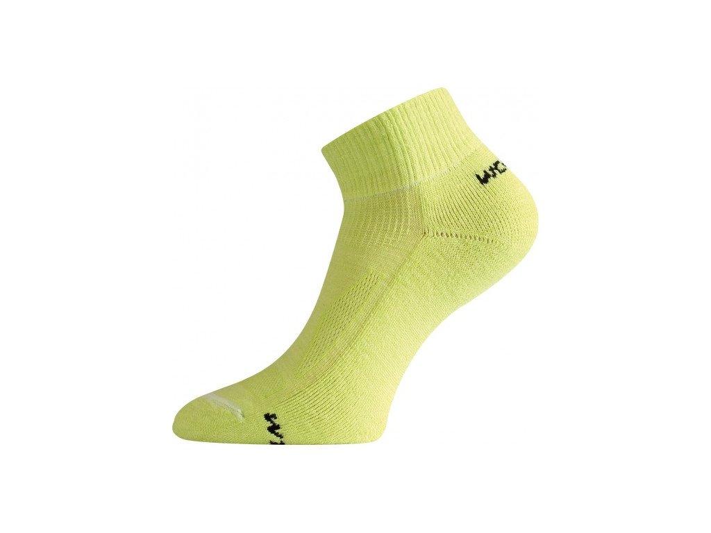 Lasting merino ponožky WDL zelené