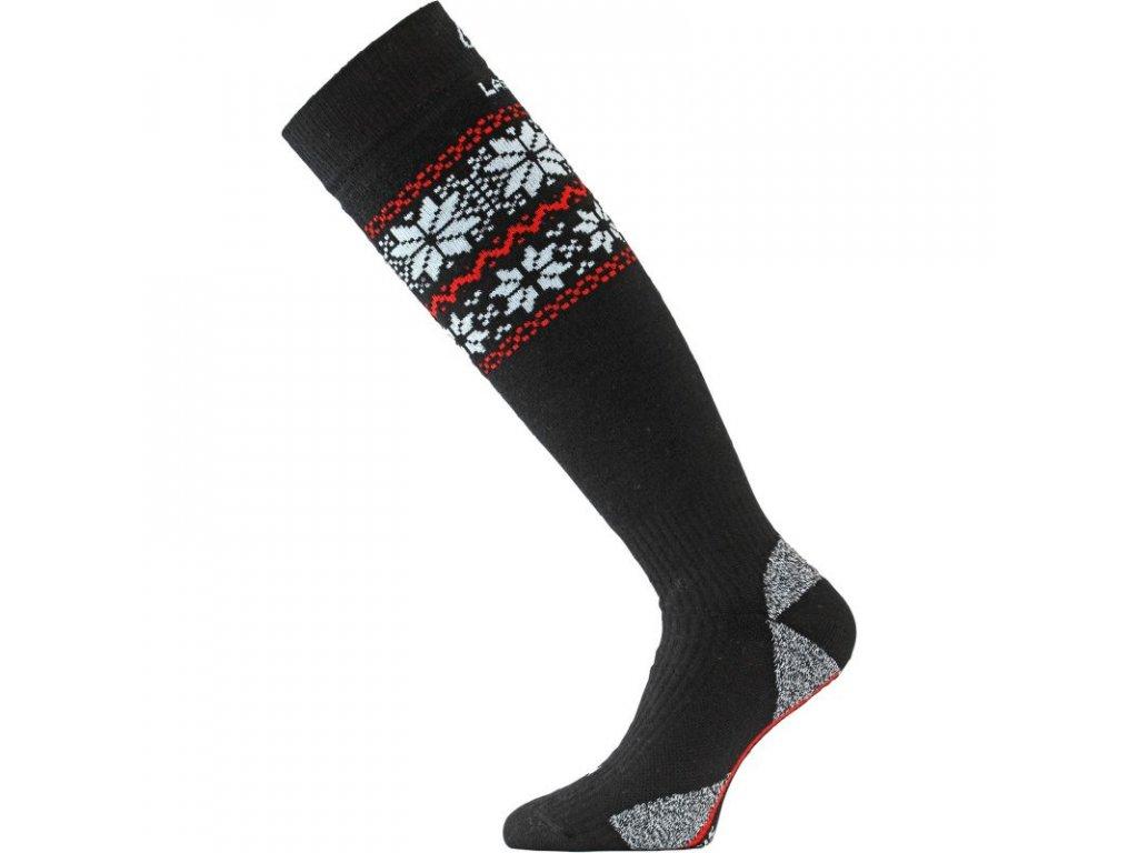 Lasting WSN Merino lyžařské ponožky