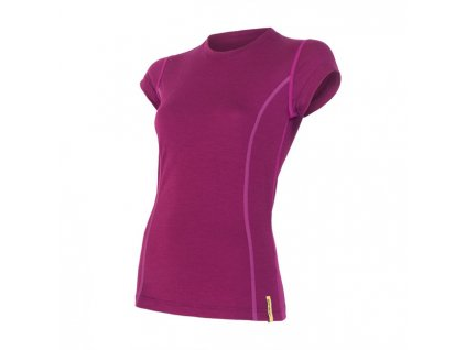 SENSOR MERINO ACTIVE dámské tričko