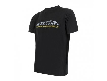 SENSOR MERINO ACTIVE PT HORY pánské tričko