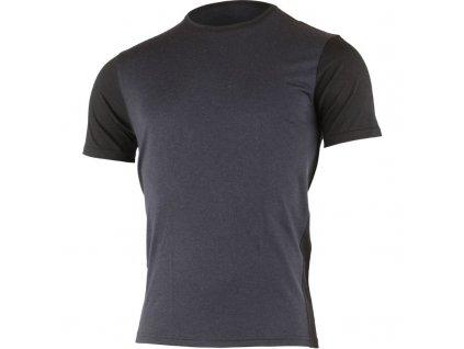 Lasting pánské merino triko LUBO modré
