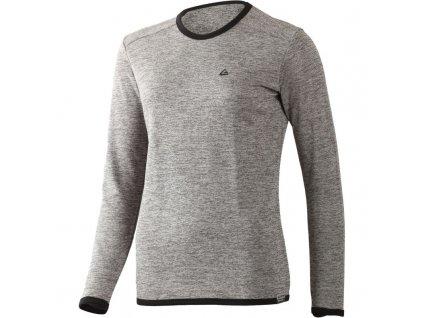 Lasting dámské merino triko WENA šedé