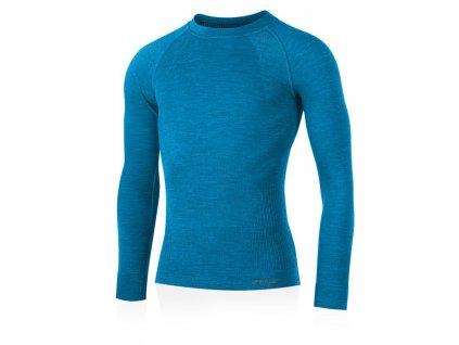lasting panske merino triko mapol modre 5150