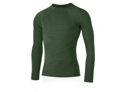 lasting panske merino triko mapol zelene 6160