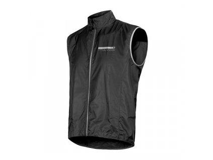 SENSOR PARACHUTE pánská vesta ultra-lite, černá