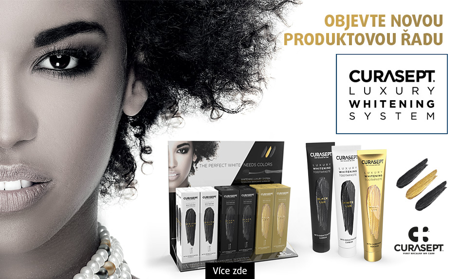 Curasept LUXURY Whitening