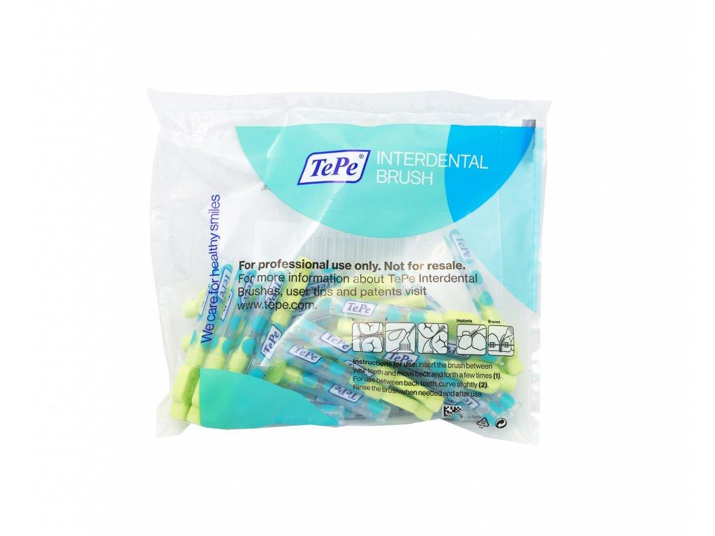 2601 1 tepe extra soft 0 8 mm svetle zelene 25 ks s krytem