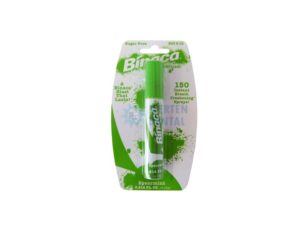 3093 binaca spearmint ustni spray 1ks