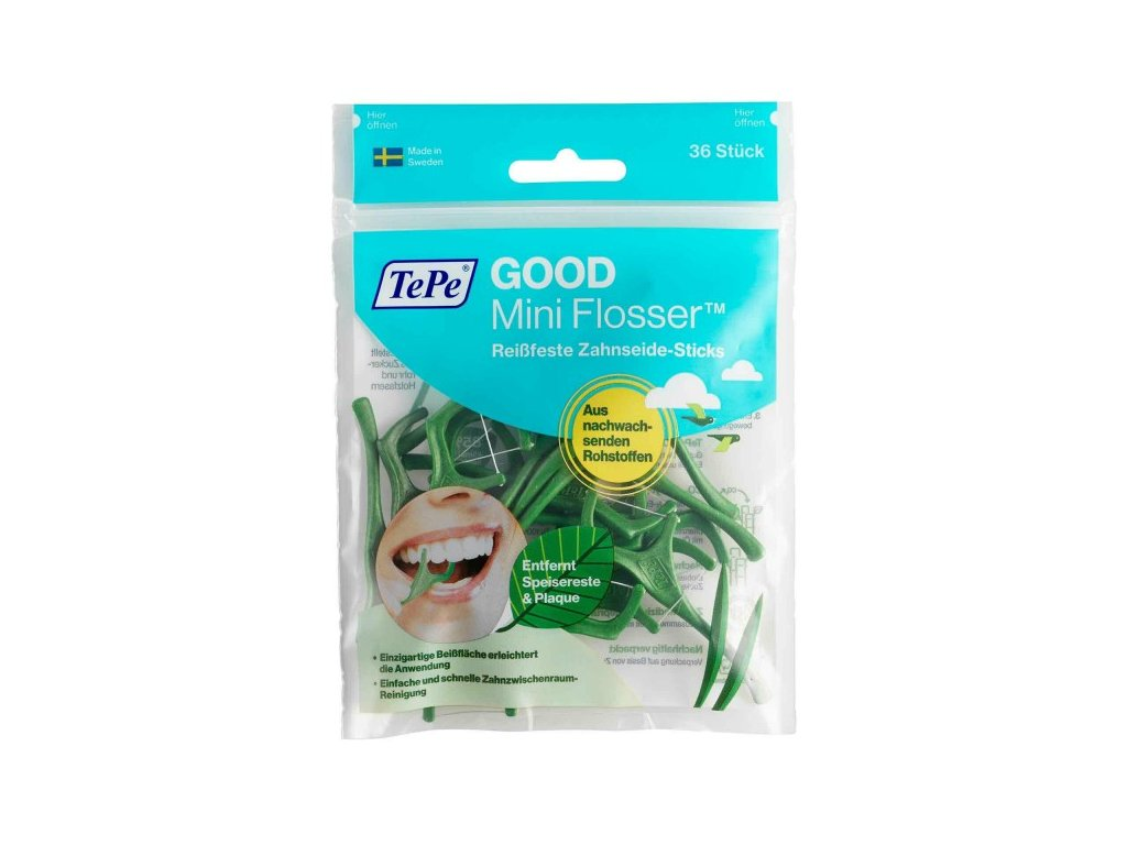 tepe good mini flosser 36 ks