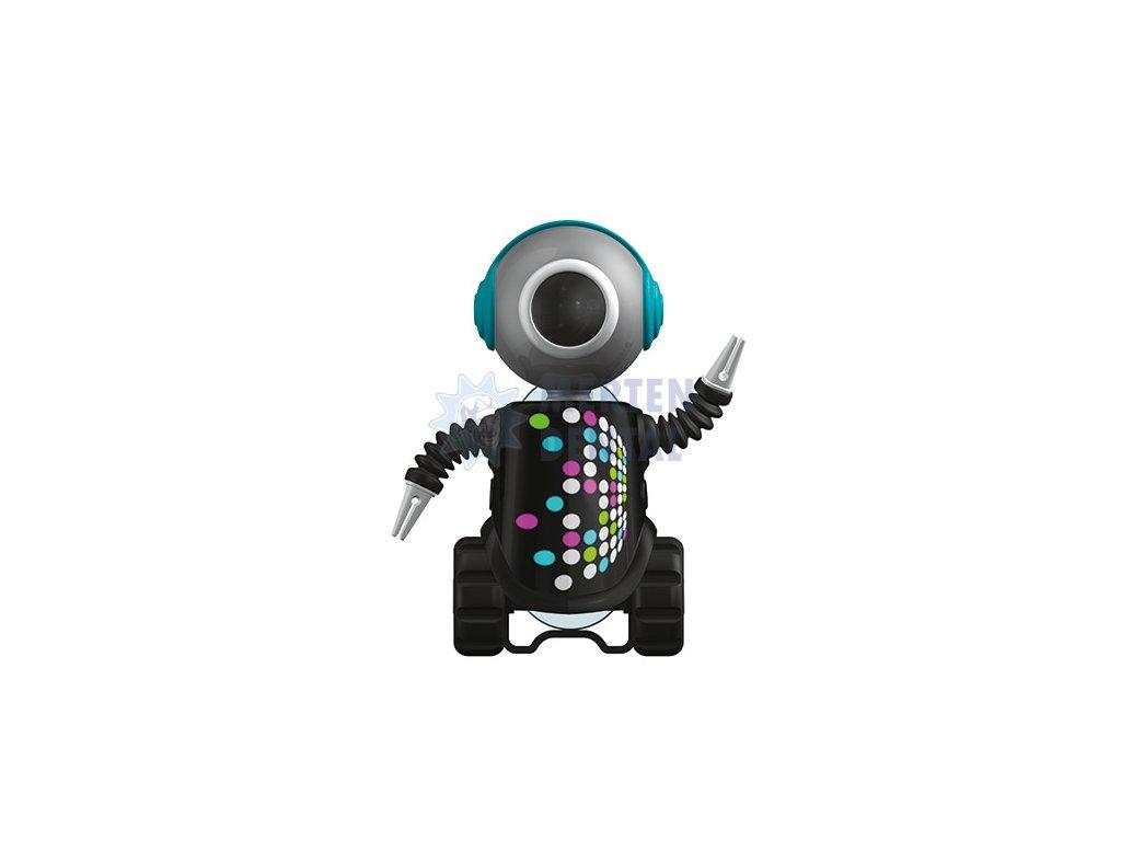 3384 flipper robot cerny krytka na zubni kartacek 1ks