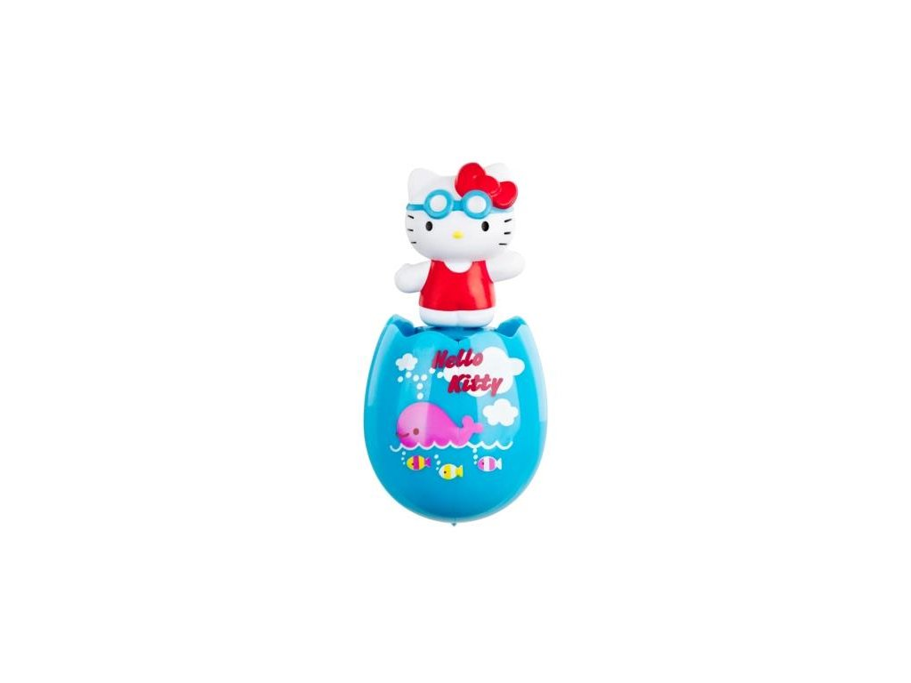3552 flipper hello kitty egg modra