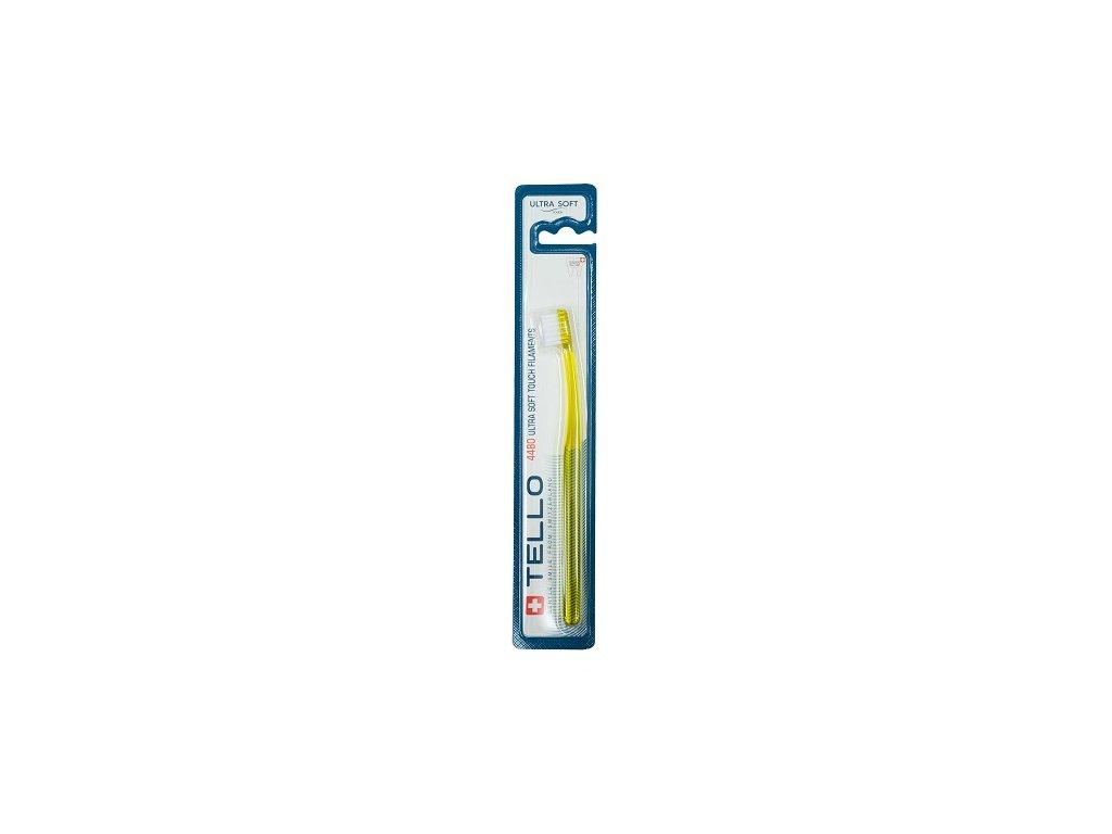 TELLO 4480 Ultra Soft blistr 1 ks (Barva Žlutá)