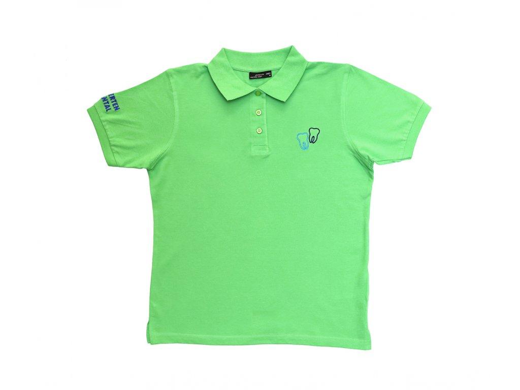 triko zelene