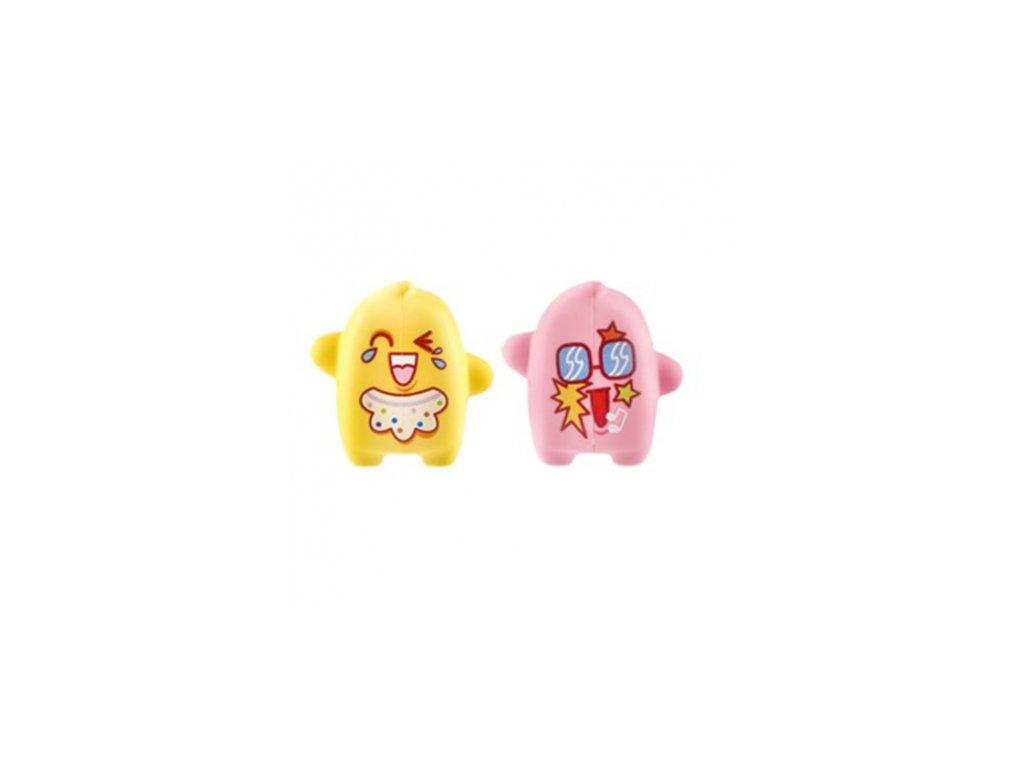 flipper onolulu růžovo žlutý