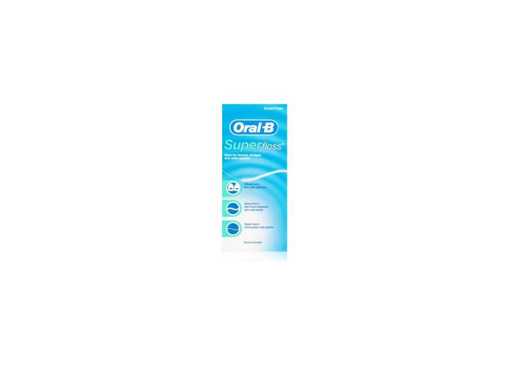 oral b super floss dentalni nit na rovnatka a implantaty 17