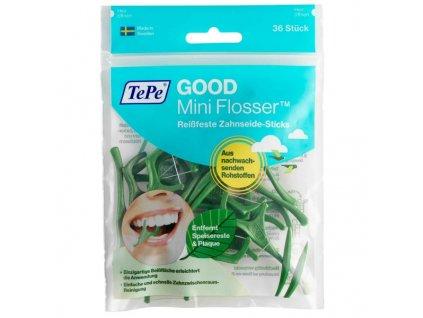 tepe good mini flosser 36 ks