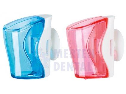 3330 flipper basic antibakterialni kryt modry ruzovy 2ks
