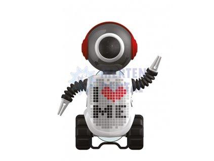 3390 flipper robot bily krytka na zubni kartacek 1ks