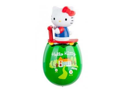 3555 flipper hello kitty egg zelena