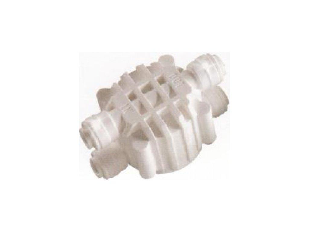 4-cestný ventil pre RO (kocka)