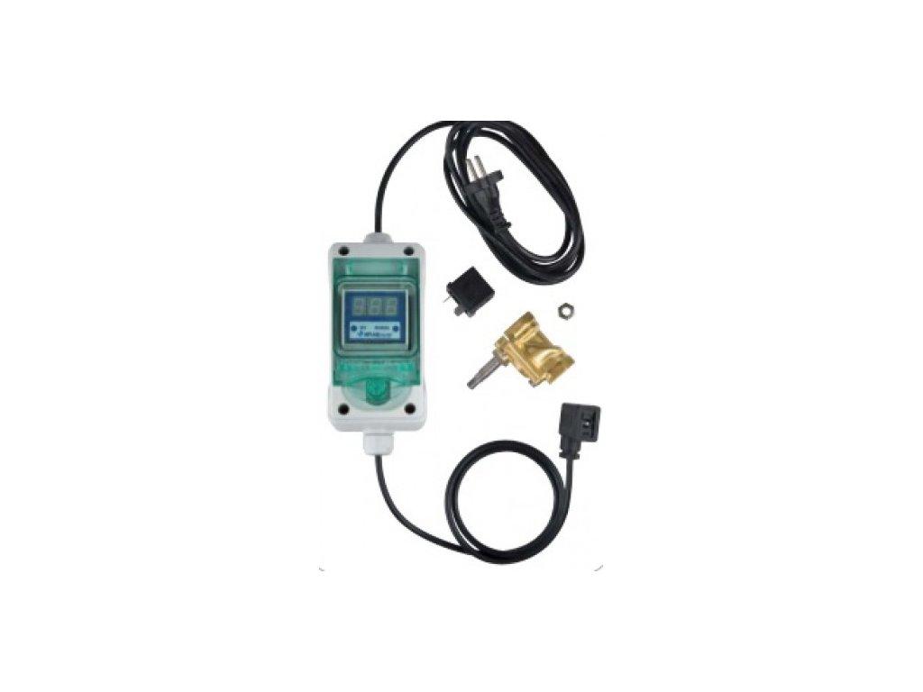 Automatický solenoidový odkaľovací ventil