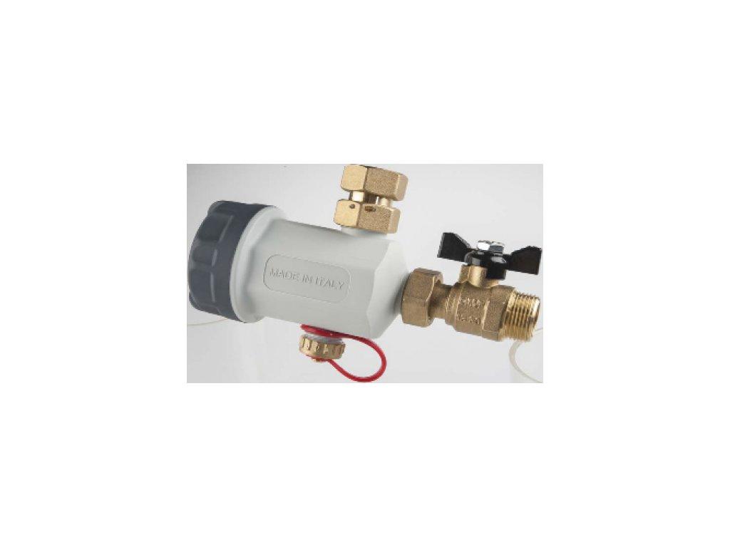 """DP FDM 1P 3/4"""" odkaľovací filter"""