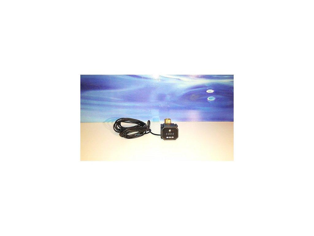 """Guľ. ventil s pohonom a časovačom 110-230V, G3/4"""""""