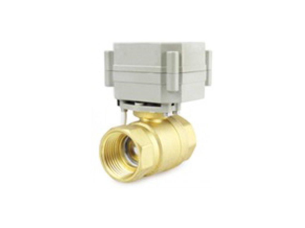 """Automatický guľový ventil s reverzným pohonom (110-230V) G1""""-MERTENS spol. s r.o."""
