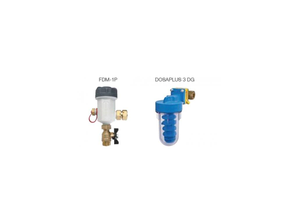 Boiler kit360 FD