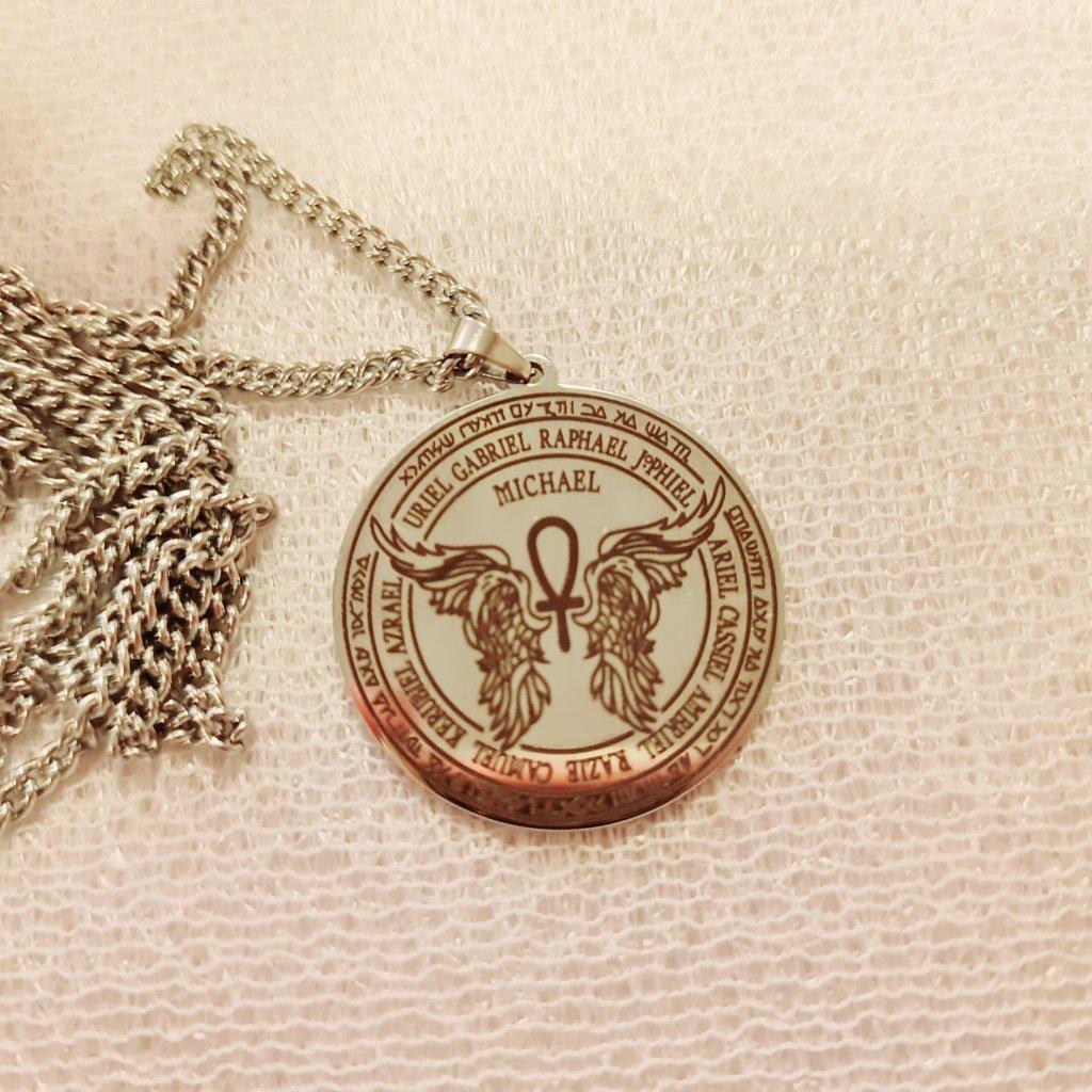 11:11 - Ochranný amulet archandělů