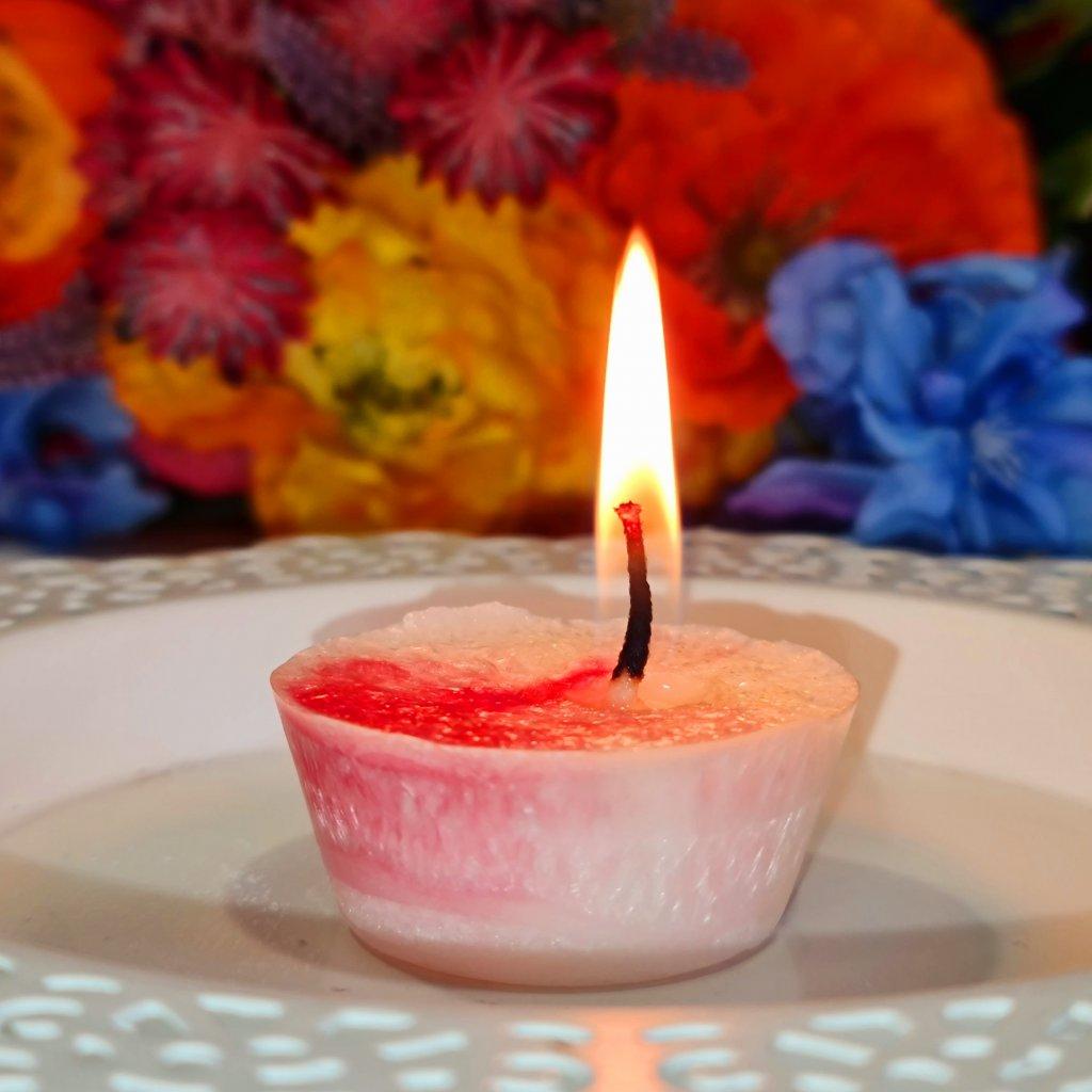 Malá rituální svíčka LÁSKY