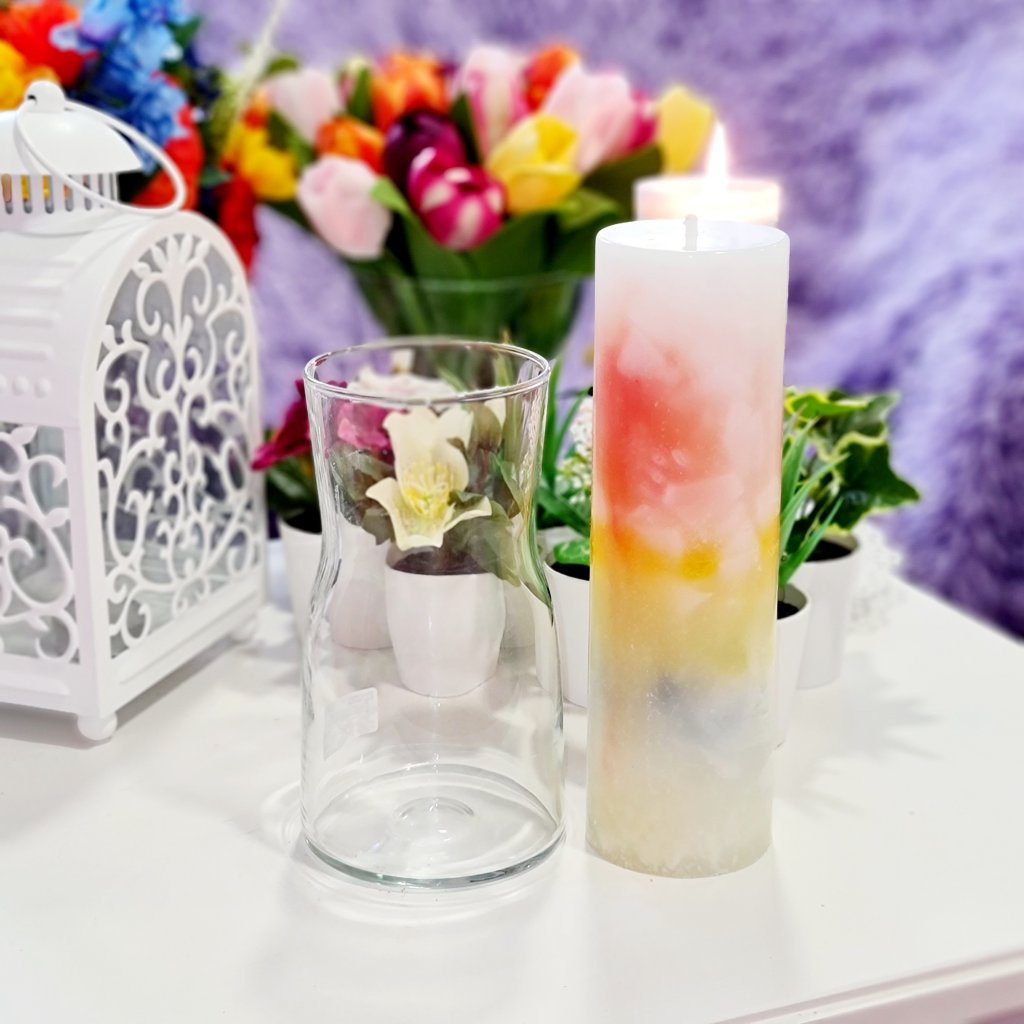 Zahrada pohádek: svíčka s lucernou