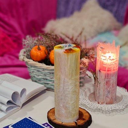 Liliana Sun: páteční svíce