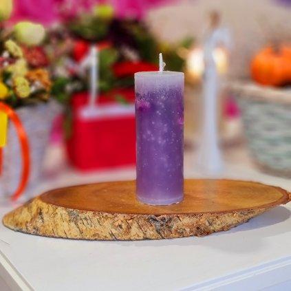 SOS svíčka Zrod pozitivní energie